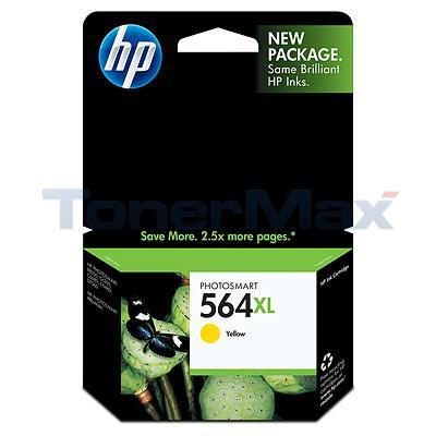 HP PHOTOSMART C6380 NO 564 XL INK CART YELLOW